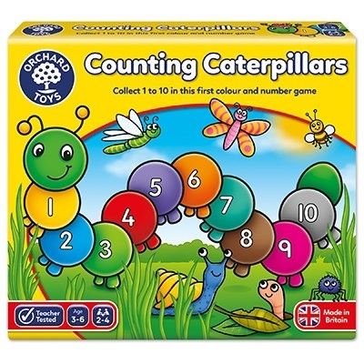 Omida / COUNTING CATERPILLARS2
