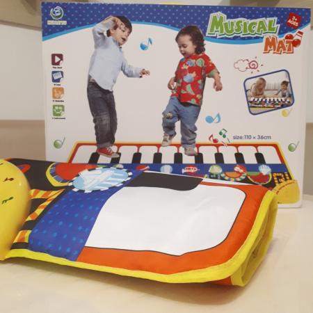 Cadou 3-5 ANI - Covoras muzical + Puzzle din spuma Eva [3]