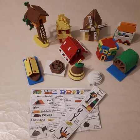 Puzzle 3D Case6