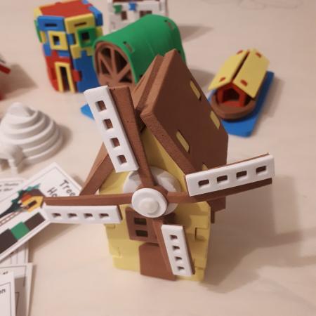 Puzzle 3D Case1