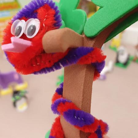 Puzzle 3D Animale5