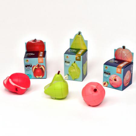 Pachet Cuburi Rubik - Mar, Para si Piersica [3]