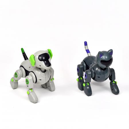 Pachet Roboti Electromecanici - Catel si Pisica [2]