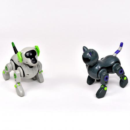 Pachet Roboti Electromecanici - Catel si Pisica [3]