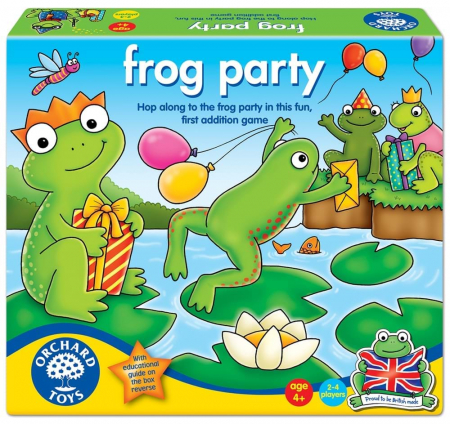 Petrecerea broscutelor / FROG PARTY0