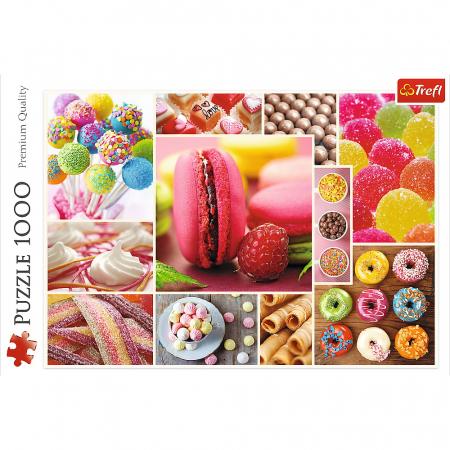 Puzzle Trefl 1000 Candyland [2]