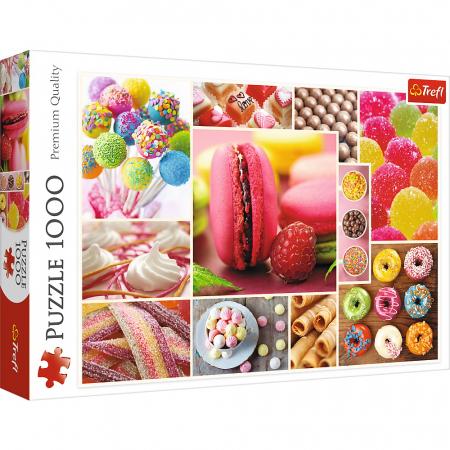 Puzzle Trefl 1000 Candyland [0]