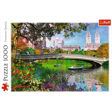 Puzzle Trefl 1000 Central Park New York [2]