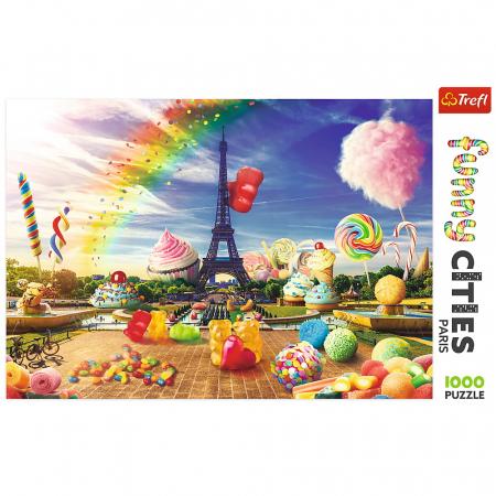 Puzzle Trefl 1000 dulciuri la Paris [2]
