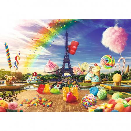 Puzzle Trefl 1000 dulciuri la Paris [1]