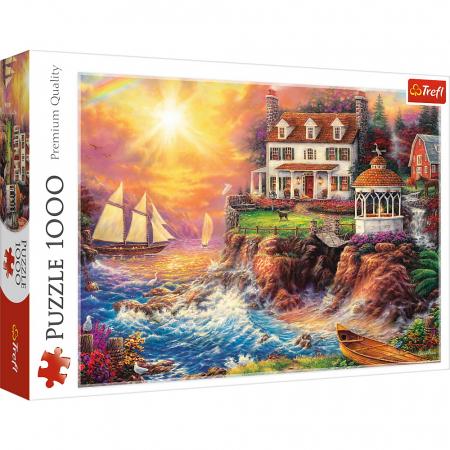 Puzzle Trefl 1000 O priveliste spectaculoasa [0]