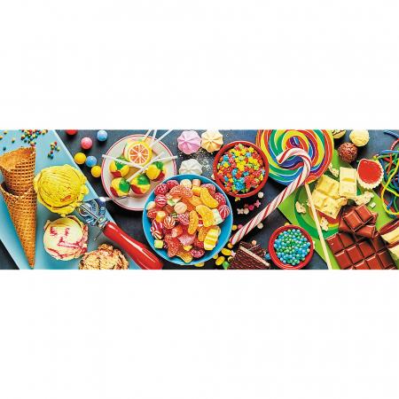 Puzzle Trefl 1000 panorama o incantare dulce [1]
