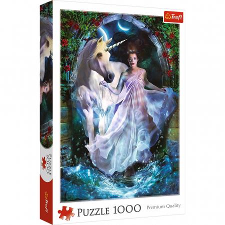 Puzzle Trefl 1000 Univers fantastic [0]
