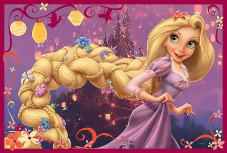Puzzle Trefl 160 Rapunzel cu parul magic [1]