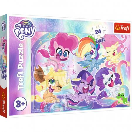 Puzzle Trefl 24 maxi my Little Pony [0]