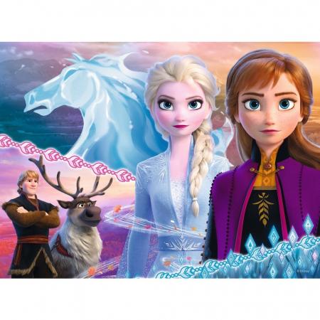 Puzzle Trefl 30 Frozen 2 curajoasele surori [1]