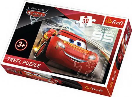 Puzzle Trefl 30 Fulger McQueen [0]