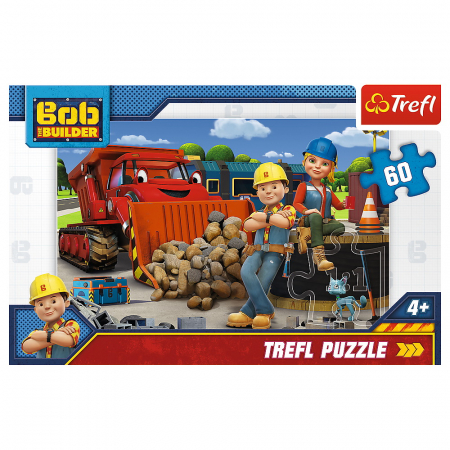 Puzzle Trefl 60 Bob si Wendy [2]