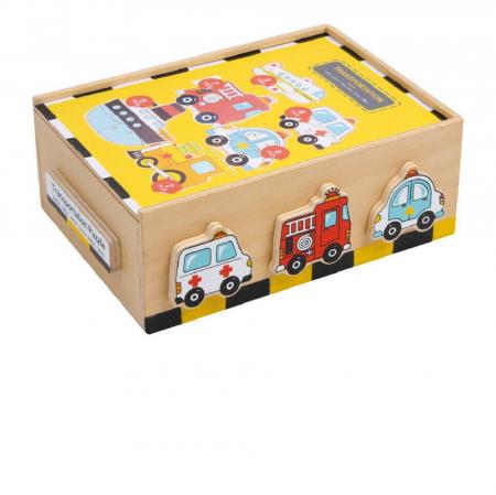 Puzzle vehicule - Legler1
