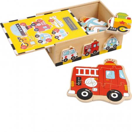Puzzle vehicule - Legler0