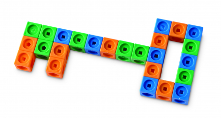 Set constructie Mathlink - joc educativ STEM Learning Resources0