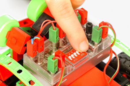 Set constructie ROBOTICS Mini Bots [16]