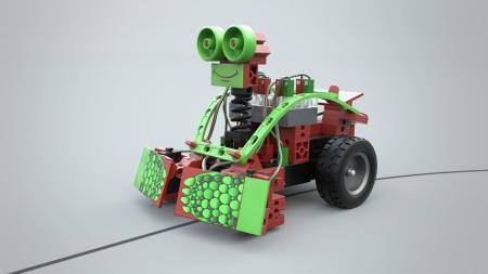 Set constructie ROBOTICS Mini Bots [8]