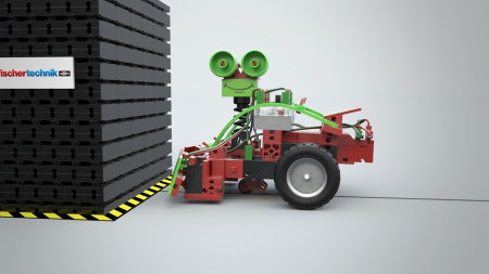 Set constructie ROBOTICS Mini Bots [10]