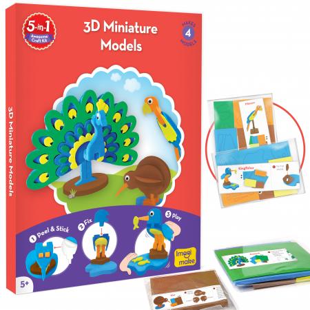 Set Creativ pentru copii 5 in 1 [3]