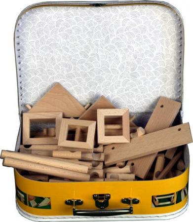 Set de construit Vario caseta 91 piese – joc educativ Walachia1