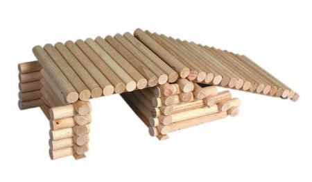 Set de construit Vario XL 184 piese – joc educativ Walachia14