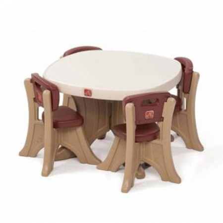 Set Masuta + 2 scaune pentru copii [0]