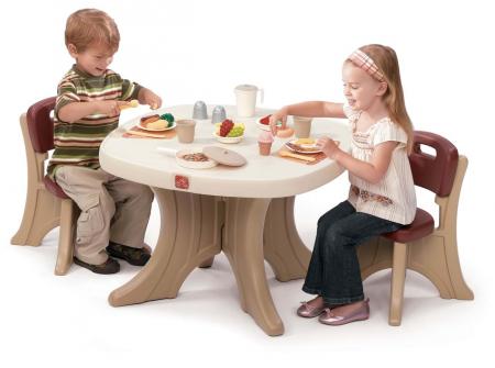 Set Masuta + 2 scaune pentru copii [1]