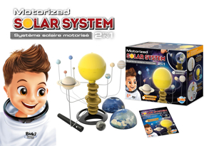 Sistemul Solar Mobil cu 8 planete [2]
