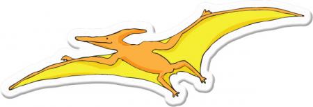 Stickere Dinozauri / Dinosaurs - Fiesta Crafts2