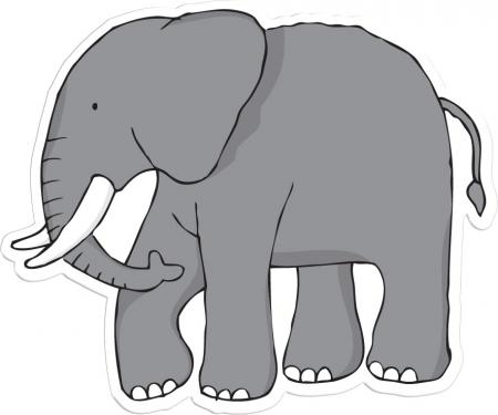 Stickere Safari / Stickabouts Safari1