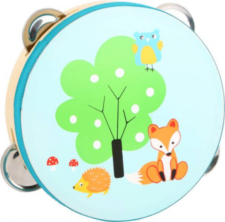 Tamburina vulpita / Tambourine Little Fox - Legler0