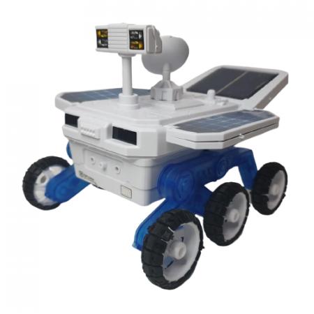 Masina de explorare spatiala cu baterie solara1