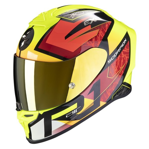 Casca moto integrala SCORPION EXO R1 Air Infini 0