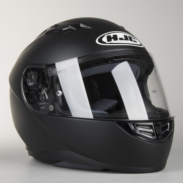 Casca moto integrala HJC CS-15 Solid 2