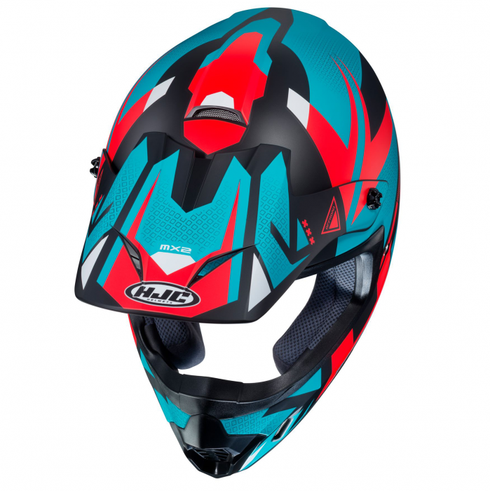 Casca moto cross HJC CS-MX II Madax 1