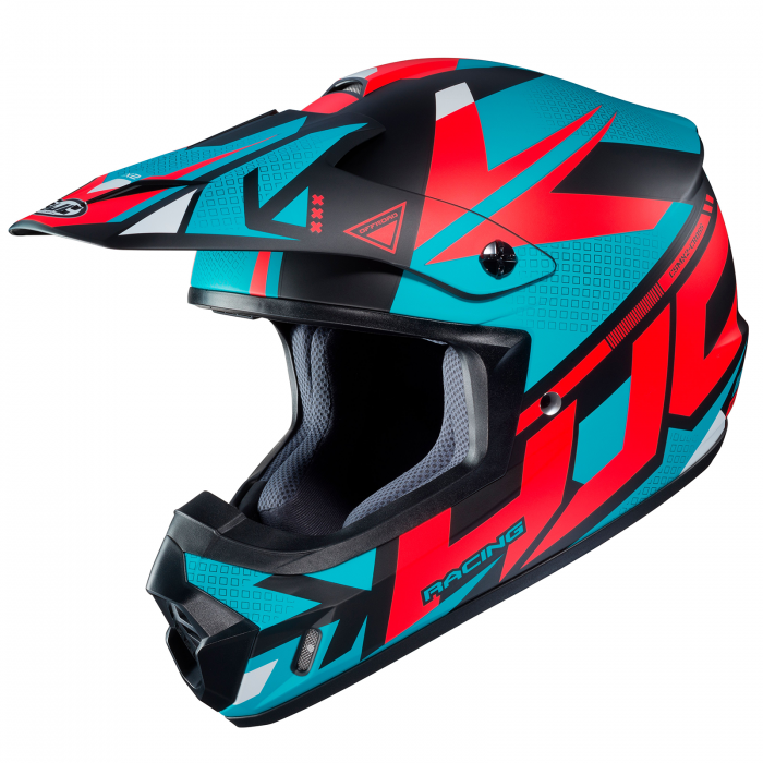 Casca moto cross HJC CS-MX II Madax 0