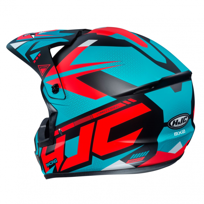 Casca moto cross HJC CS-MX II Madax 2
