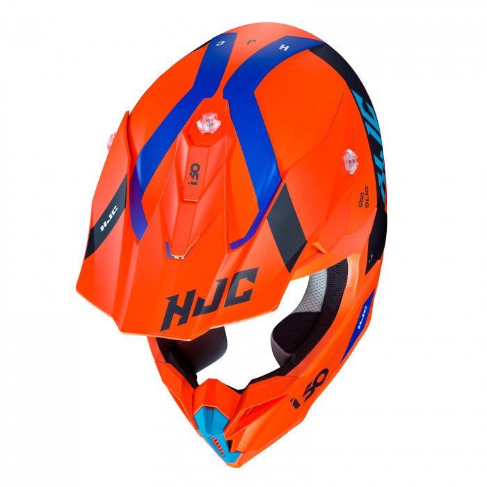 Casca moto cross HJC i50 Erased 1