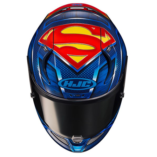 Casca moto integrala HJC RPHA 11 SUPERMAN DC Comics 1