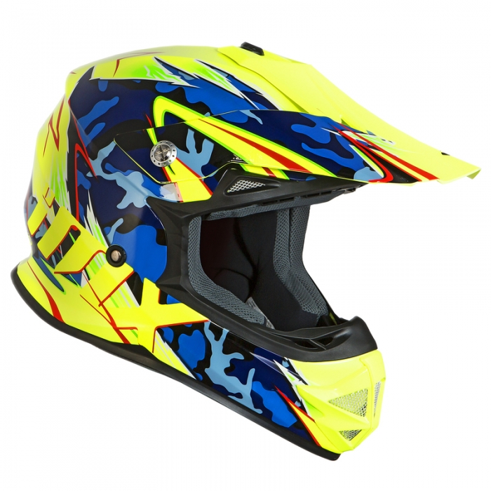 Casca moto cross de copii IMX FMX-01 Junior 4
