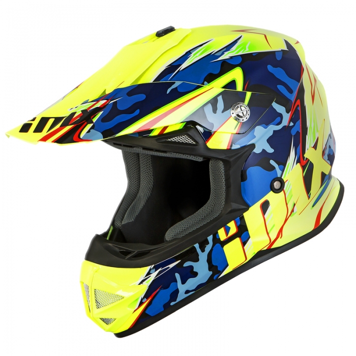 Casca moto cross de copii IMX FMX-01 Junior 0