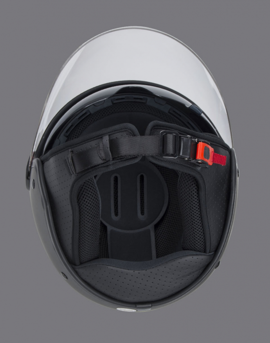 Casca moto/scuter open face NZI Capital 2 Duo Solid 1
