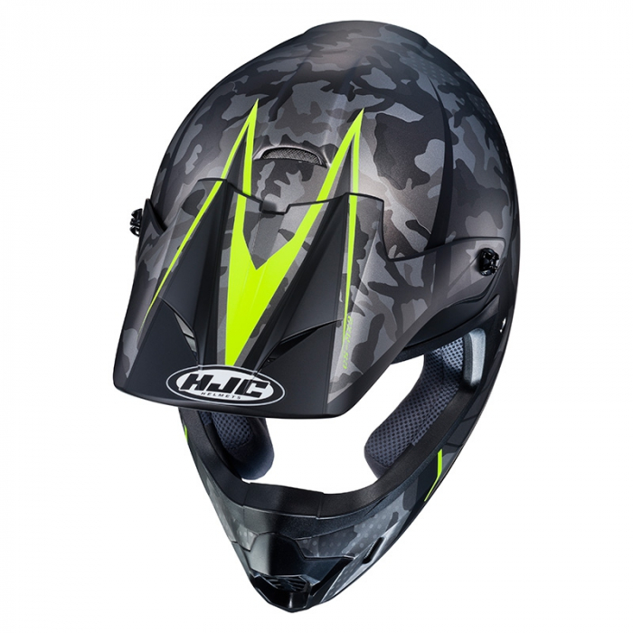 Casca moto cross HJC CS-MX II Sapir 1