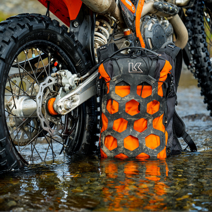 Rucsac adventure Kriega Trail 18 10